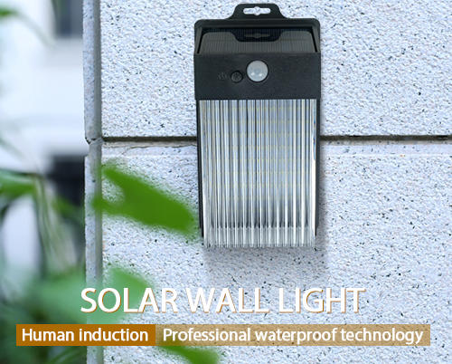 ALLTOP energy-saving solar wall sconce wide usage for street lighting-2