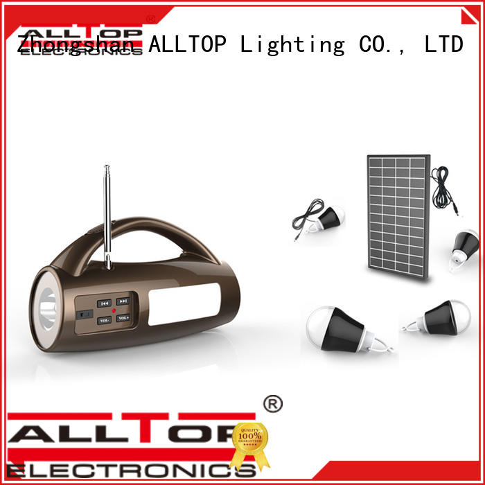 panel solar led lighting system on-sale for camping