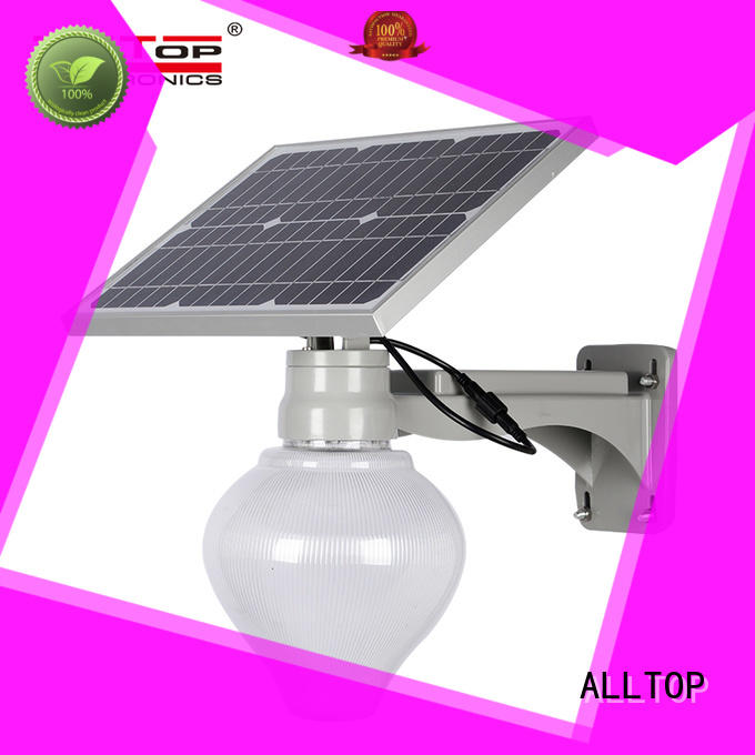 ALLTOP solar light for road factory for landscape
