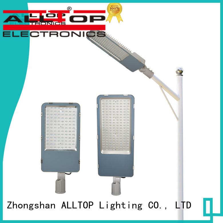 ALLTOP led streetlights supplier for facility