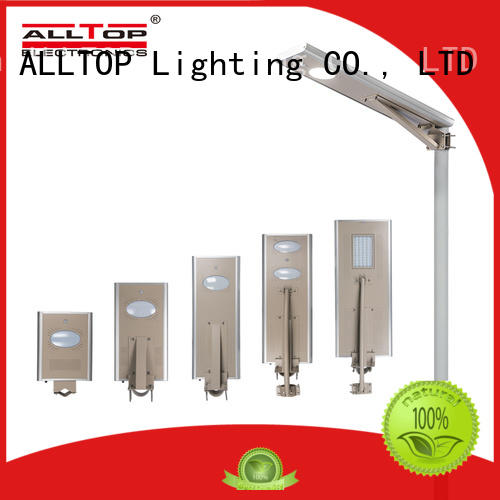 ALLTOP outdoor solar street light long lifespan for road