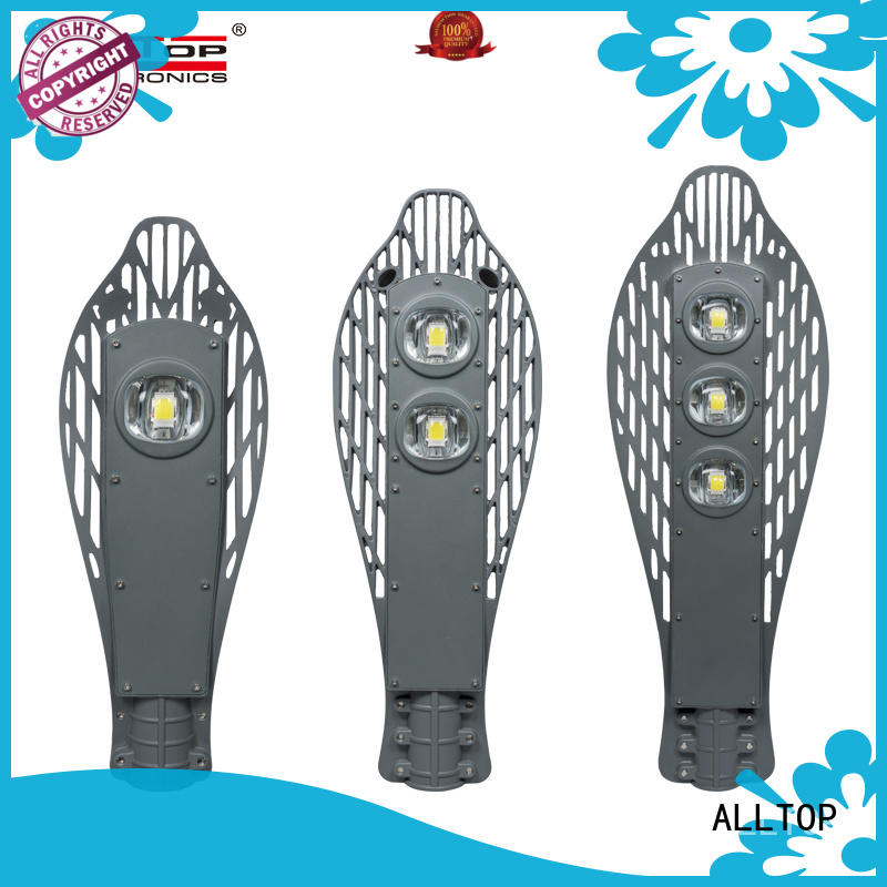 die-casting 25 watt led street light factory price for high road ALLTOP