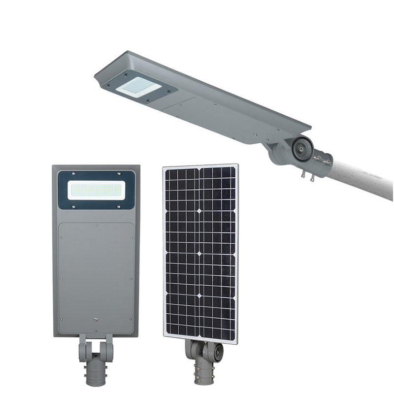 ALLTOP -Outdoor All In One Solar Led Street Light | Outside Solar Lights-1