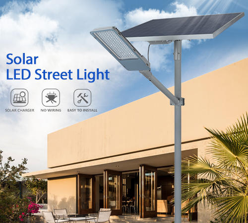 ALLTOP top selling solar street lamp post for outdoor yard-2