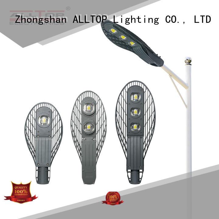 ALLTOP led roadway lighting bulk production for park