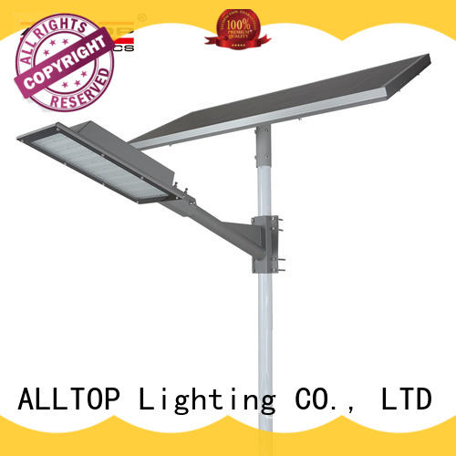 motion sensor solar road lights all-top for lamp ALLTOP